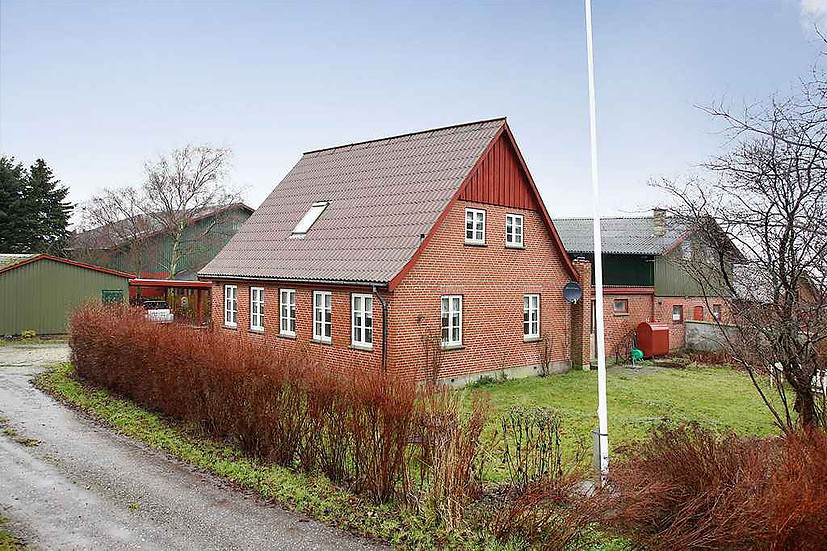 Syrengaardens hestepension